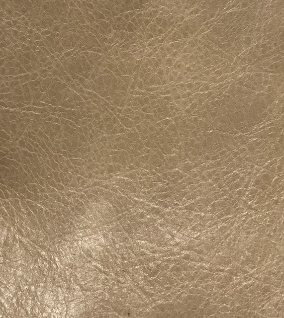 Crystal Ivory Leather