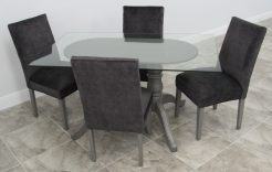 Parson Chairs Dining Set