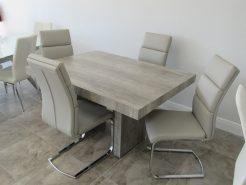 Custom Formica Table