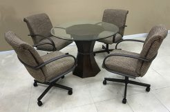 M-60 Caster Chairs Dinette